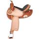 Silver Royal Harrison Barrel Saddle 15