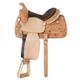 Silver Royal Kendal Roper Saddle 16.5