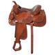 Silver Royal Rio Grande Reiner Saddle 16