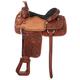 Silver Royal Rising Star Calf Roper Saddle 16