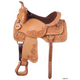 Silver Royal Timber Trail Saddle 16 Medium Oil