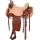 Silver Royal Wade Hard Seat Ranch Saddle 16.5