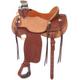 Silver Royal Wade Ranch Saddle 16.5