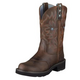 Ariat Ladies Probaby Boots Driftwood Brown 9W