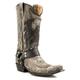 Roper Mens Americana Eagle Boot 14EE Brown