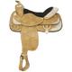 Tex Tan All American Western Show Saddle 16In Natu