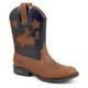 Roper Kids Western Lights Blue Cowboy Boot 3