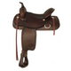 Tex Tan Southern Comfort Western Trail Saddle 17In