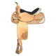 Tex Tan Simply Sweet Western Show Saddle 16In Natu