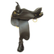 Tex Tan Kotula Western Trail Saddle 17.5In Chocola