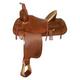 Tex Tan Prescott Rancher Saddle 17In Pecan