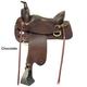 Tex Tan Eminence Flex Western Trail Saddle 17.5In