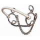 Brittany Pozzi Twisted Snaffle Combination Bit