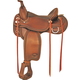 Tex Tan Memphis Flex Western Trail Saddle 17In XW
