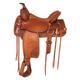 Tex Tan TNT Trail Blazer Western Saddle 17In XW Pe