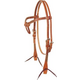 Martin Rawhide Laced Knotted Headstall