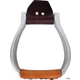 Martin Aluminum Engraved Flat Bottom Stirrups