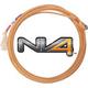 Classic NV4 Head Rope XS