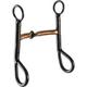 Westen BS Copper Wire Snaffle Tear Drop Bit