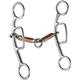 Westen SS Copper Wire Lifesaver Short Gag Bit