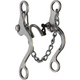 Westen SS Ported Chain Cavalry Cheek Bit