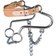 Westen SS Leather Nose Little S Hackamore