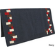 Cashel ZigZag Navajo Saddle Blanket 32x34 Navy