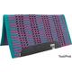Cashel Performance Wool Pad 30x32 Green/Black