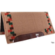 Cashel ZigZag Performance Wool Pad 32x34 Tan