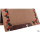 Cashel ZigZag Performance Wool Pad 34x36 Tan