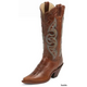 Justin Ladies 13in Western Fashion Boots 8 Sadl