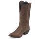 Justin Ladies Stampede Mustang Cowhide Boot 11W