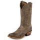Nocona Mens Legacy Square Toe 12in Tan Boot 13EE
