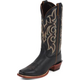 Nocona Mens Legacy Square 13in Black Boots 13EE