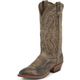 Nocona Mens Legacy Round Toe 13in Tan Boots 13EE