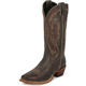 Nocona Mens Legacy Square 13in Brown Boots 13EE