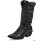 Nocona Ladies Competitor Slouch Boots 7 Choc