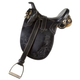 Kimberley Superior Poley Saddle with Horn 20M Brow