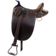 Kimberley Synthetic Trailmaster Saddle w Horn 19M