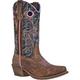 John Deere Ladies Pull-On Snip Toe Boots 11 Oak