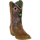John Deere Youth Western Pull-On Boots 6 Camo