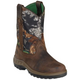 John Deere Childs Waterproof Pull-On Boot 3 Tan