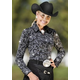 Hobby Horse Ladies Roxy Blouse 3X White