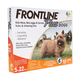 Frontline Plus for Dogs 12 Month Supply 89-132 lbs