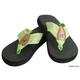 Intec Designer Flip Flops 7  Snaffle Pink