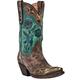 Dan Post Ladies Vintage Bluebird Western Boot 10