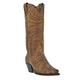 Dan Post Ladies Sidewinder Western Boots 10 Red
