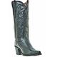 Dan Post Ladies Maria Western Boots 10 Black