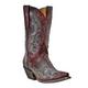 Dan Post Ladies Zephyr Western Boots 10