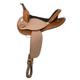 Nash Leather Old West ShortHorn Barrel Saddle 16in
